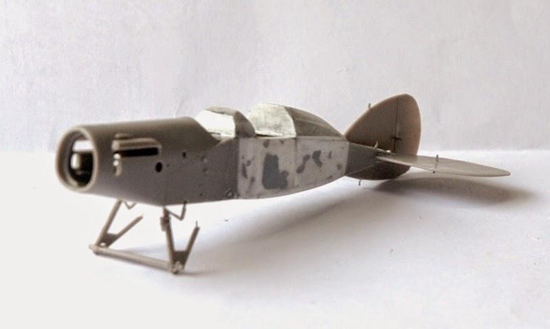Bristol type 28 Tourer  ( 1/72 Roden )... fini!!! Train6