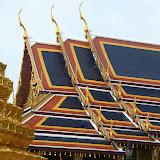 Temple of Emerald Buddha (Wat Phra Kaew) - 6. Bangkok