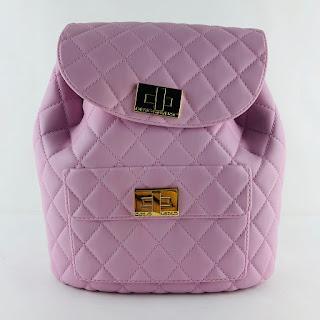 *SALE* Designinverso Pink Backpack