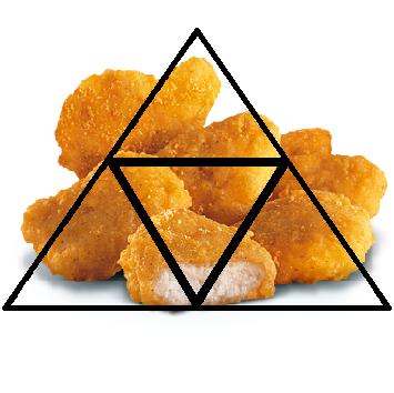 La Triforce des Nuggets