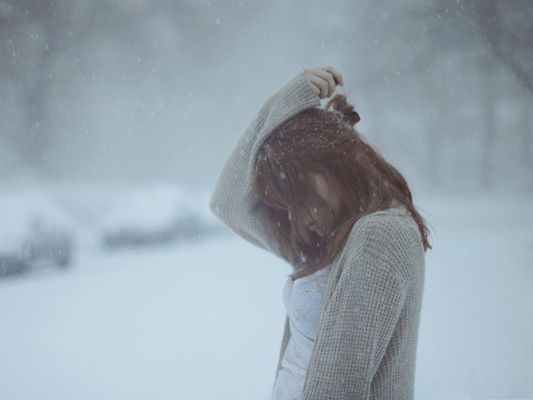 thơ mùa đông cô đơn