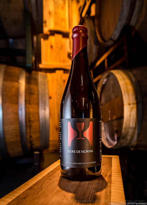 Hill Farmstead Biere de Norma! Coming 3/21