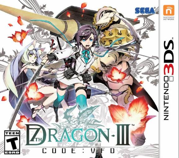 [GAMES] 7th Dragon III Code VFD eshop (3DS/USA)