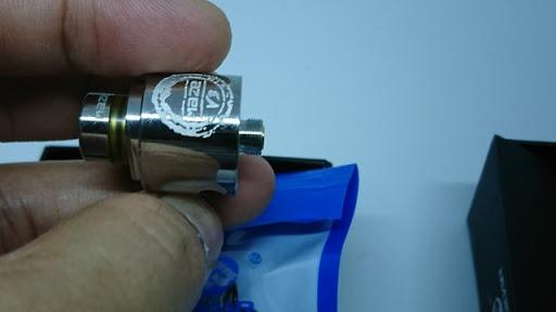 DSC 3875 thumb%255B2%255D - 【RDA】「HCigar MAZE V3 RDA」レビュー。(エイチシガー・メイズブイスリーRDA)驚異のシングルビルド&エアフロー調整機構つきドリッパー!!DLフレーバーチェイス向け22mmサイズでPicoにも搭載可能!【電子タバコ/VAPE/爆煙】
