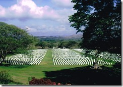 Bomana War Cemetery, PNG