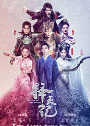 Fighter of the Destiny China Drama
