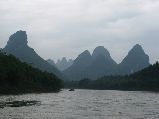 More Li River Scenery