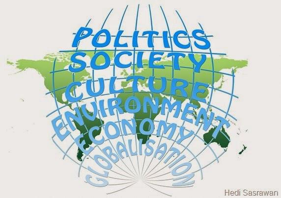 Pengertian Globalisasi Artikel Lengkap Hedi Sasrawan