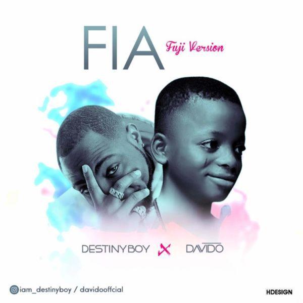 [Music] Destiny Boy – FIA (Fuji Version) | @iam_DAVIDO