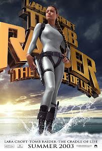 Bí Mật Ngôi Mộ Cổ 2 - Lara Croft Tomb Raider: The Cradle Of Life poster