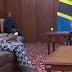 """RAIS SAMIA AKUTANA NA MSTAAFU WA NIGERIA OBASANJO """"APEWA POLE KIFO CHA JPM"""""""