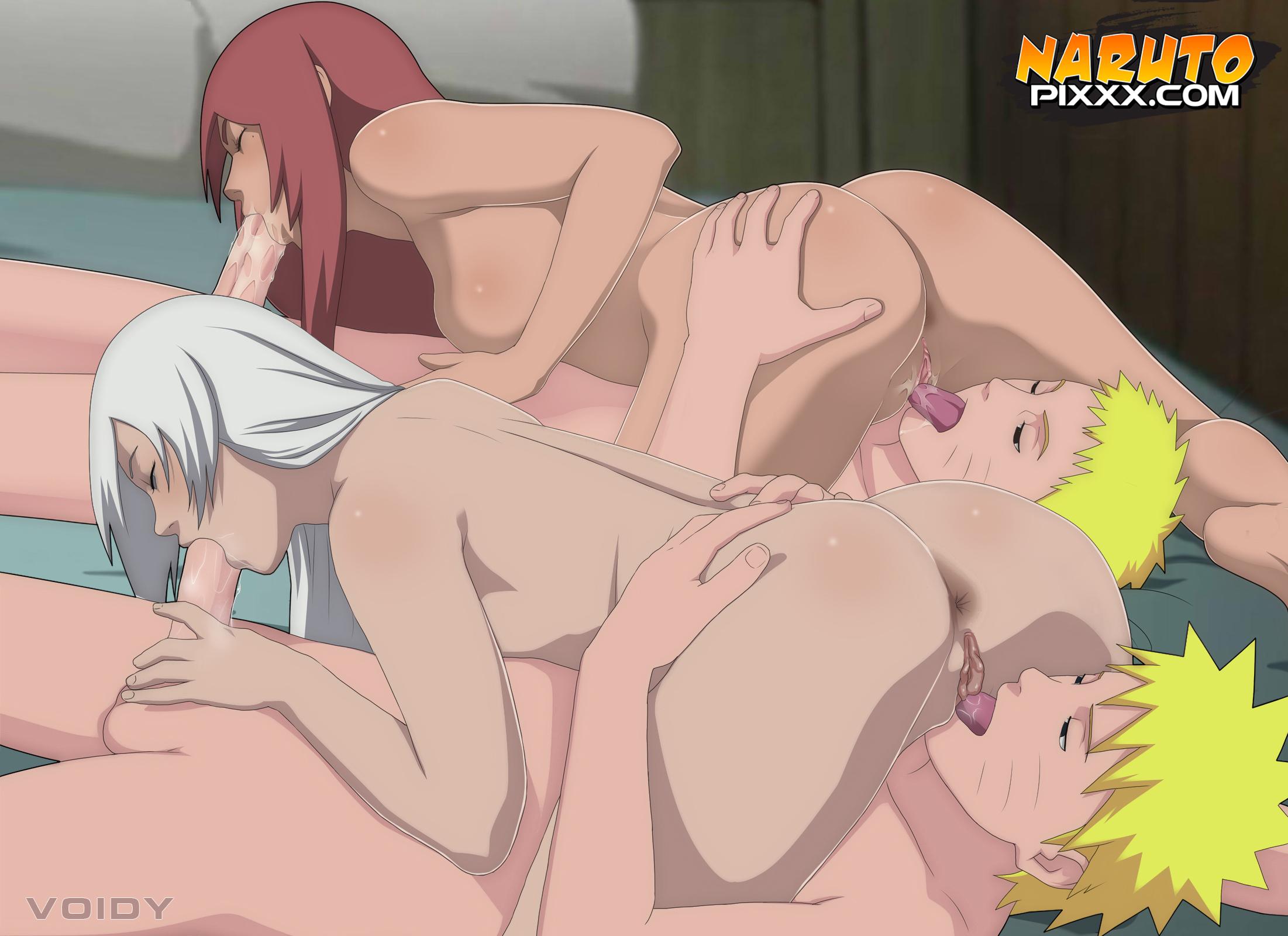 naruto shion hentai