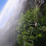 Canyoning dans l'Ain-France