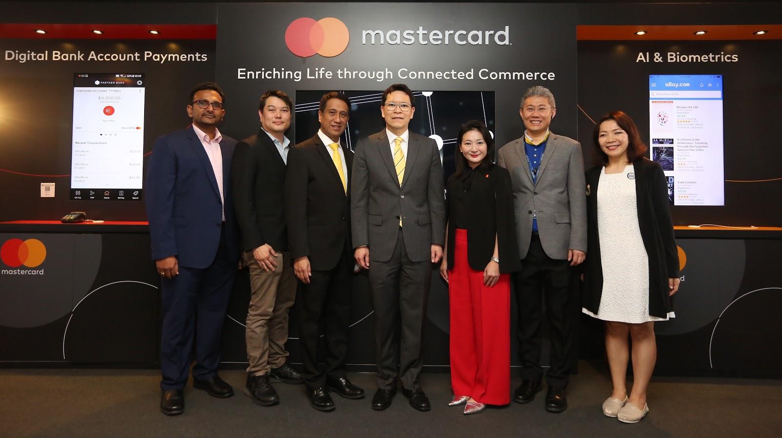 MasterCard เสริมความแข็งแกร่งความเป็นผู้นำด้านการชำระเงินแบบเรียลไทม์ใน Asia Pacific โดยมุ่งเน้นที่ตลาดในประเทศไทย