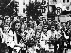 Львов во время немецкой оккупации