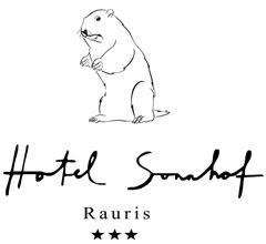 Hotel Sonnhof Rauris Ausztria
