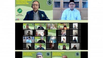 Jakarta Halal Center Hadir Untuk Kebangkitan UMKM