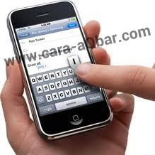 Cara Cek touchscreen Android