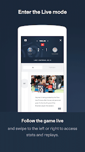 PSG Official: the Paris Saint-Germain App - náhled