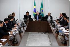 Reunião com bancada e presidente Temer em Brasília - Foto Alan Santos  (1)