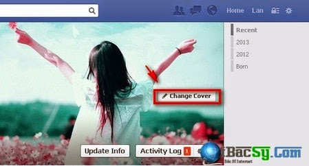 Change conver Facebook