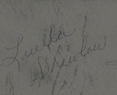 Luella Drevlow Fergus Falls ant back