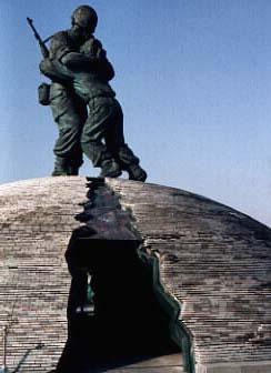 Museum war memorial
