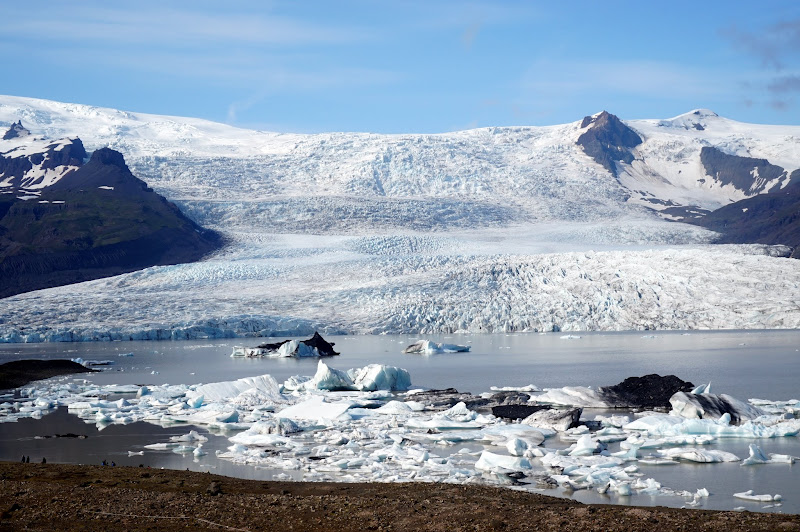 DSC05384 - Fjallsárlón Glacier Lagoon