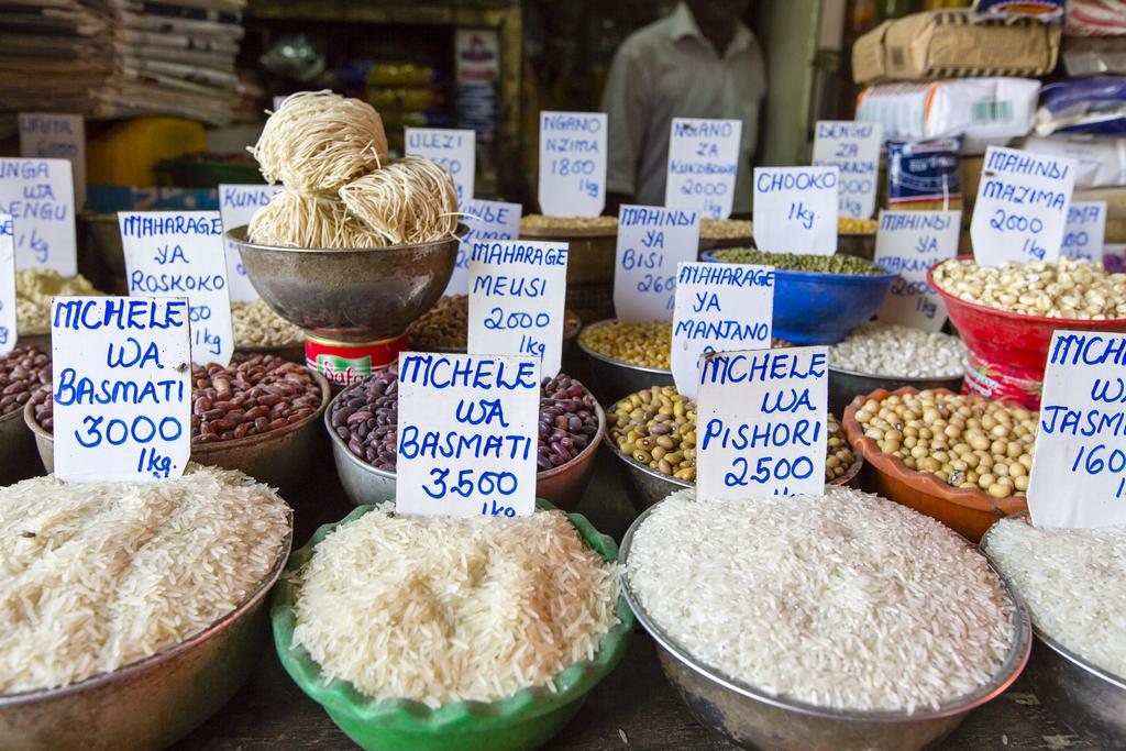 Zanzibar Market, Tanzania