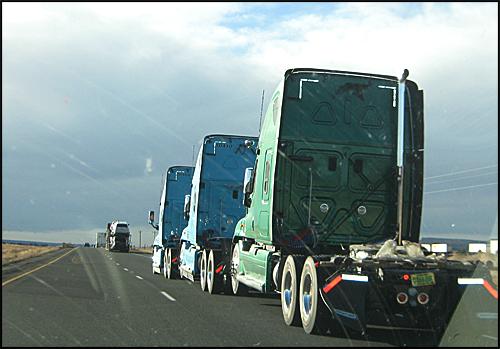 Truckipede