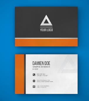 Membuat Kartu Nama Cocok Untuk Para Designer | Templates Design Gratis