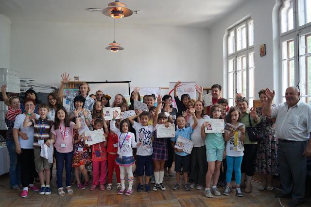 1 August - Festivitatea de premiere - Tabără/Seria a VI-a vs Școala de Vară/Seria I