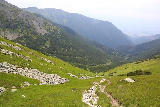 Hlboká a Jalovecká dolina