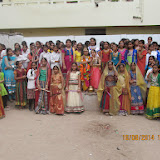 Krishnastami Celebrations @ Mehdipatnam Branch