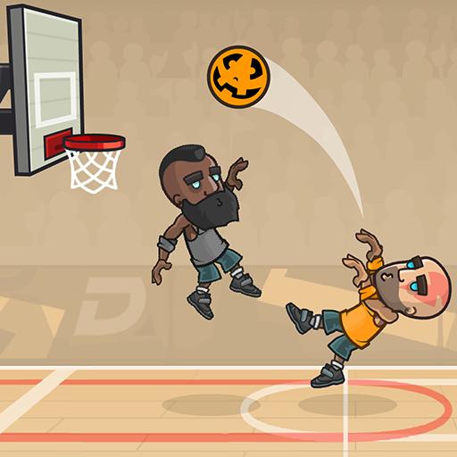 Basketball Battle Icon
