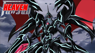 CardFight! Vanguard Legion Mate Hen - Ep 12