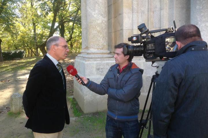 Vídeo - SIC - Vandalismo em monumento de Lamego leva autarquia a gastar milhares de euros