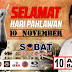 Cara Abdul Basit Pemuda Betawi Caleg Partai NasDem Dapil 8 DKI Jakarta Memaknai Hari Pahlawan