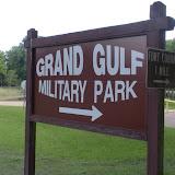 Camping at Grand Gulf Military Park
