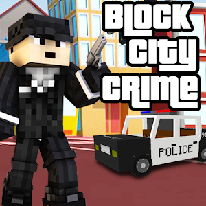 🚨Block Battle City Crime Survival