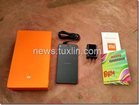 Paket Pembelian Xiaomi Mi 4c