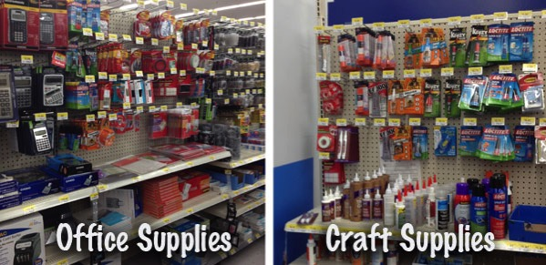 Wal mart 3m supplies