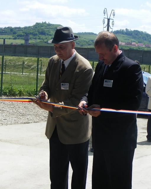 Inaugurare Statie sortare deseuri - 5 iunie 2009 - DSCF3729.jpg