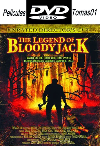 La Masacre Del Sanguinario (The Legend of Bloody Jack)  (2007) DVDRip
