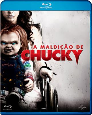 Filme Poster A Maldição de Chucky SEM CORTES BDRip XviD Dual Audio & RMVB Dublado