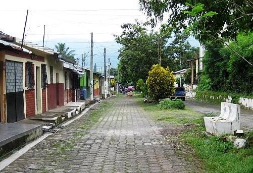 California, Usulután, El Salvador