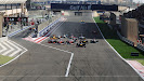 Start of the 2010 Bahrain F1 GP