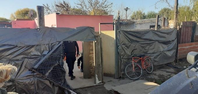 Mataron a un albañil de 11 disparos en una vivienda de Pasaje Capuchino al 2600
