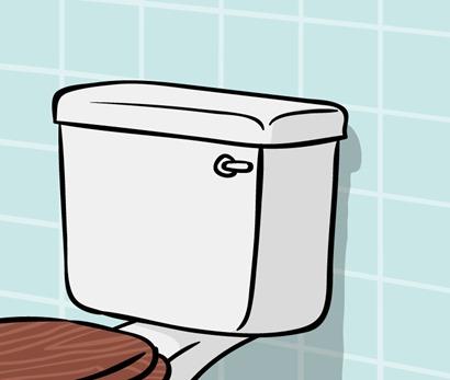 toilet-cistern