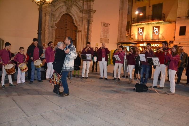 Concert gralles a la Plaça Sant Francesc 8-03-14 - DSC_0746.JPG
